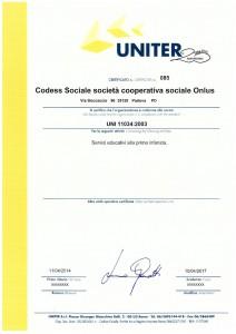 codess-iso-9001